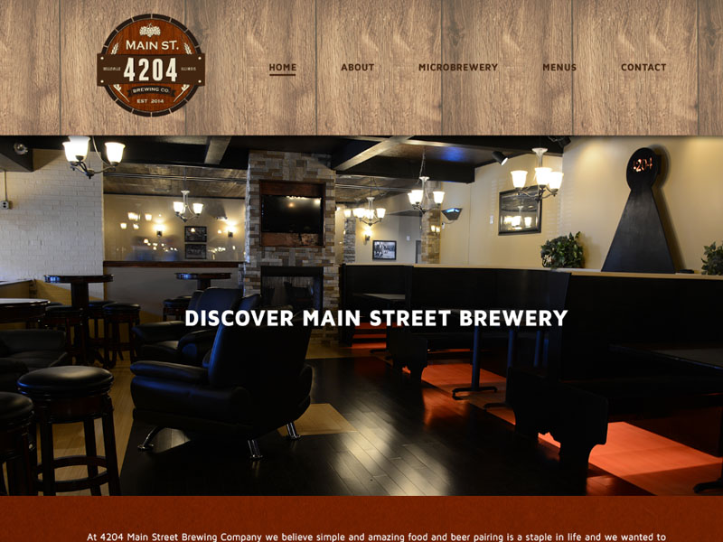 Main Street Brewing Company