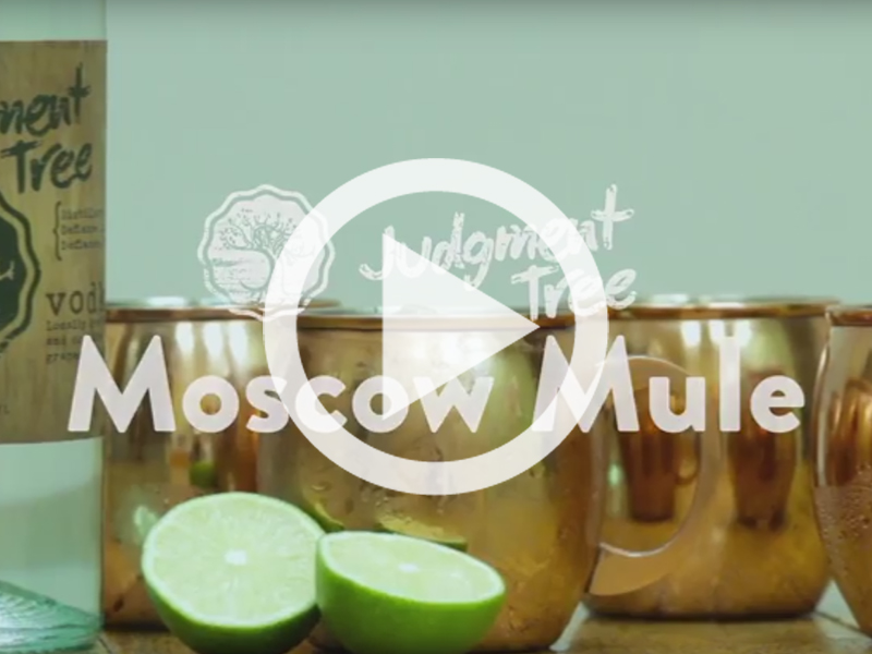 Judgment Tree – Moscow Mule Recipe