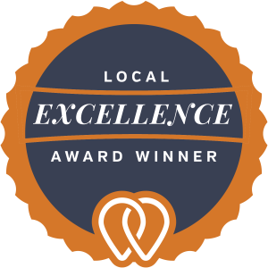 Upcity Local Excellence badge